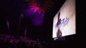 Screening the Purple Rain in Sodankylä Midnight Sun Film Festival