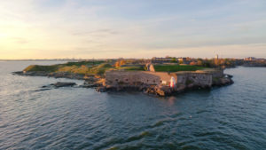 Finnish World Heritage Sites: The Sea Fortress of Suomenlinna