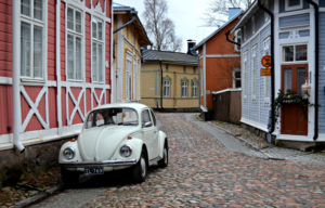 Finnish World Heritage Sites: Old Rauma