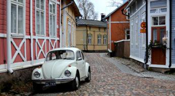 Finnish World Heritage Sites: Old Rauma