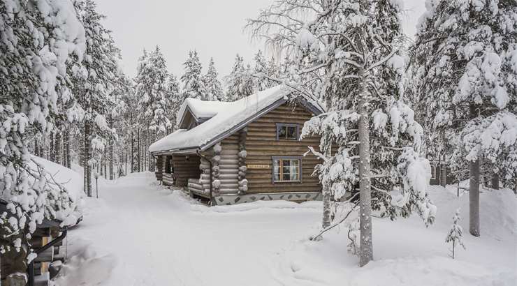 Winter is the coldest of Finnish Seasons.