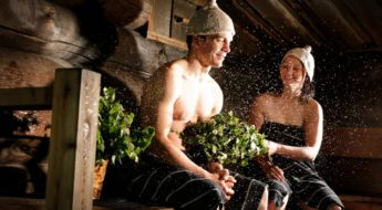 3,3 millions! This is the most recent number of existing saunas in Finland.