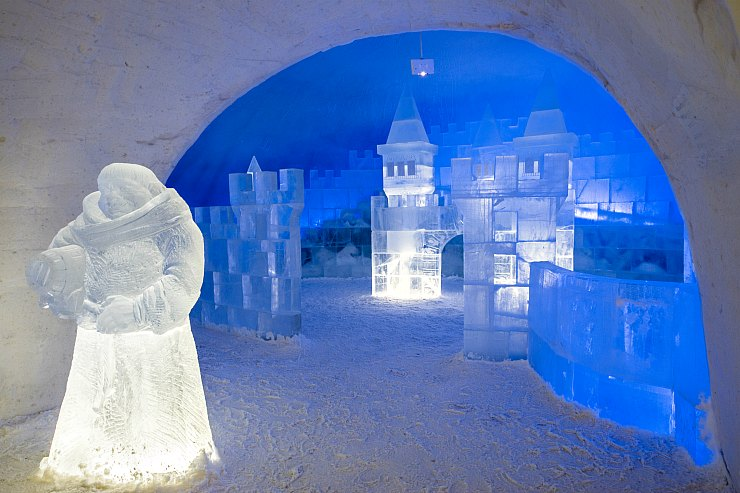 Experience snow and ice like never before: The most unique winter destinations in Finland | Gofinland blog