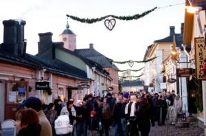 Christmas Market in Porvoo