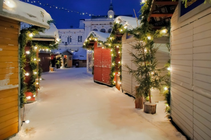 Finnish Christmas Markets – Tampere Christmas Market