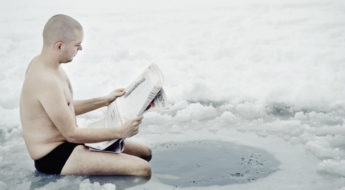 Winter swimming in Finland - Gofinland blog