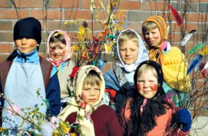Easter in Finland is full of witches, fun traditions and flavours