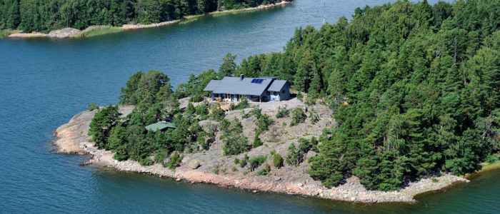Renting A Cottage In One Of The 180,000 Islands Gives A Good Chance To Get  Away From Everyday Life.