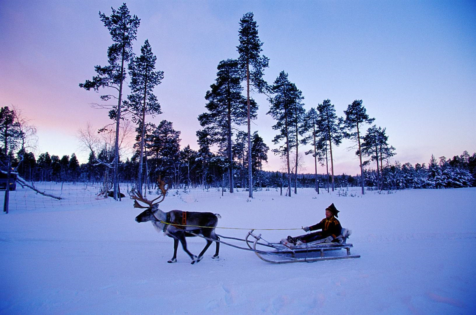 Finland Is One Of The Prettiest Countries In The World. It Is Known For The  Amount Of Contrast That You Get To See In Its Landscape.