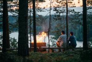 Enjoying natural Finland