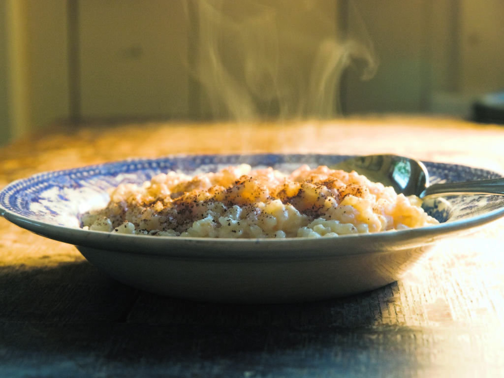 Finnish Christmas traditions: Rice porridge with a hidden almond